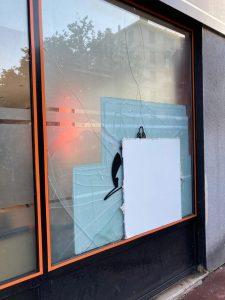 Changement de vitre près de Rouen