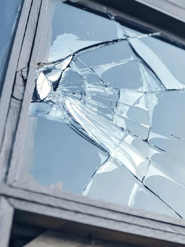 remplacement de vitres brisées en 24h